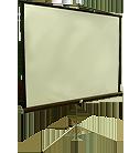 100 inch Portable Tripod Projector Screen