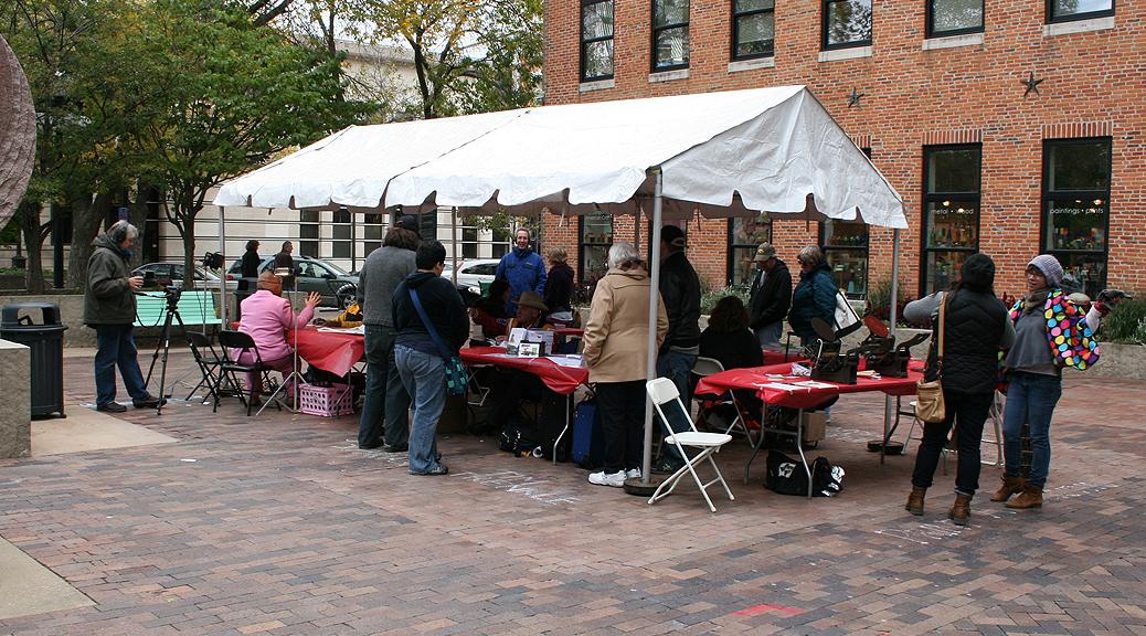 10ft. x 20ft. Frame Event Tent Rental in Iowa, Illinois, Missouri + ...