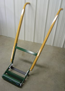 12 inch manual kick sod cutter for rent.