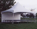 16' x 20' stage