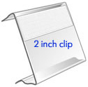 2 inch table cloth clip.