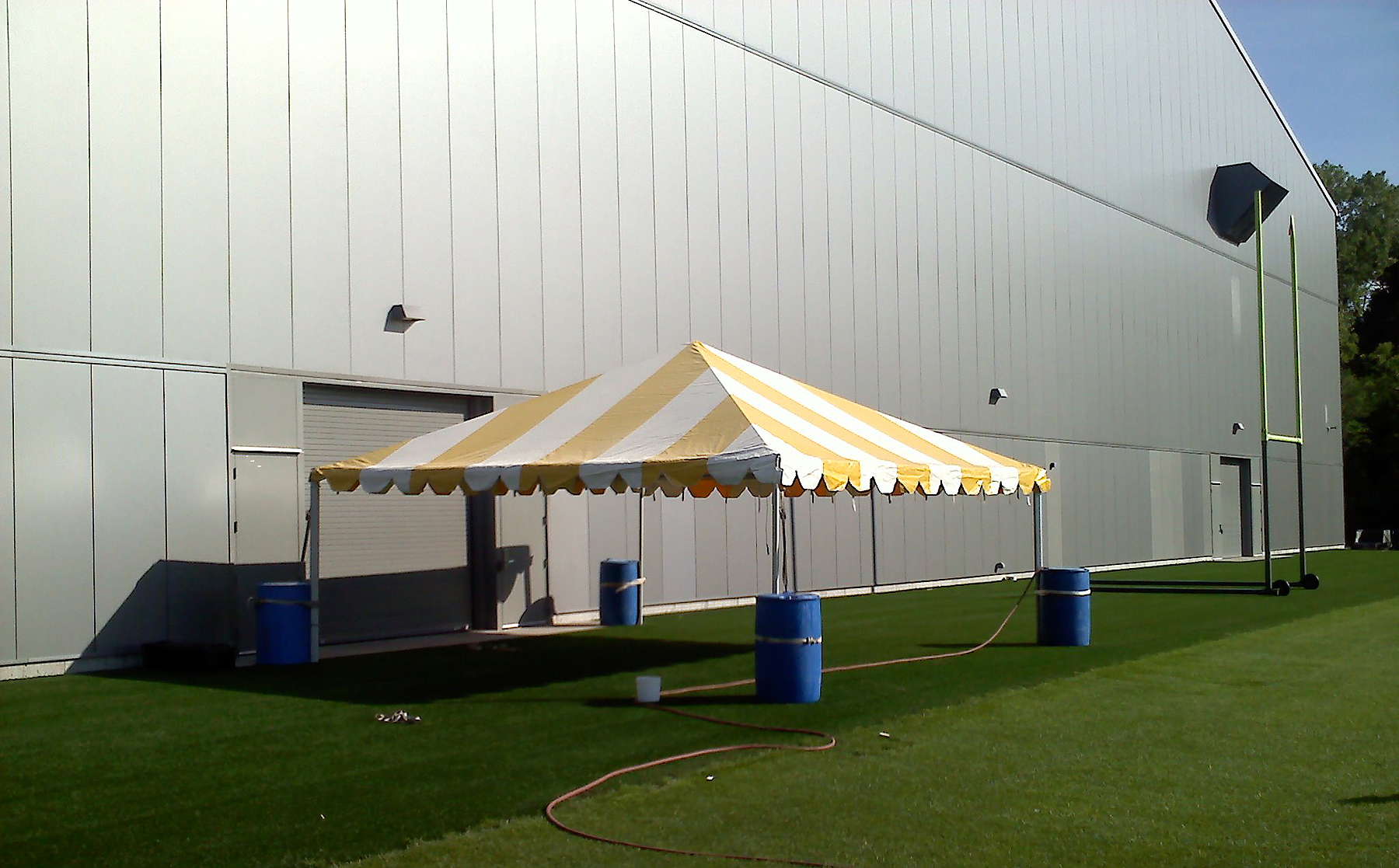 Rent 20 X 20 Frame Party Event Tenttemporary Structure Iowa