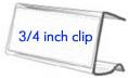 3/4 inch table cloth clip.