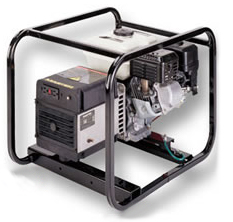 3,000 Watt portable generator for rent at Big Ten Rentals.