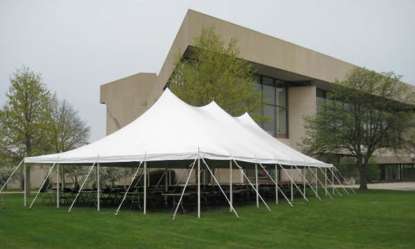 Picture Of Our 30 X 60 Elite Quot Rope And Pole Quot Event Tent