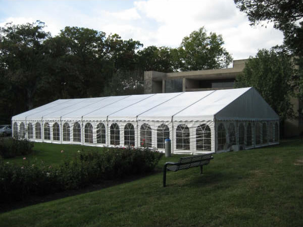 40ft X 80ft Clearspan Event Structure Rental In Iowa