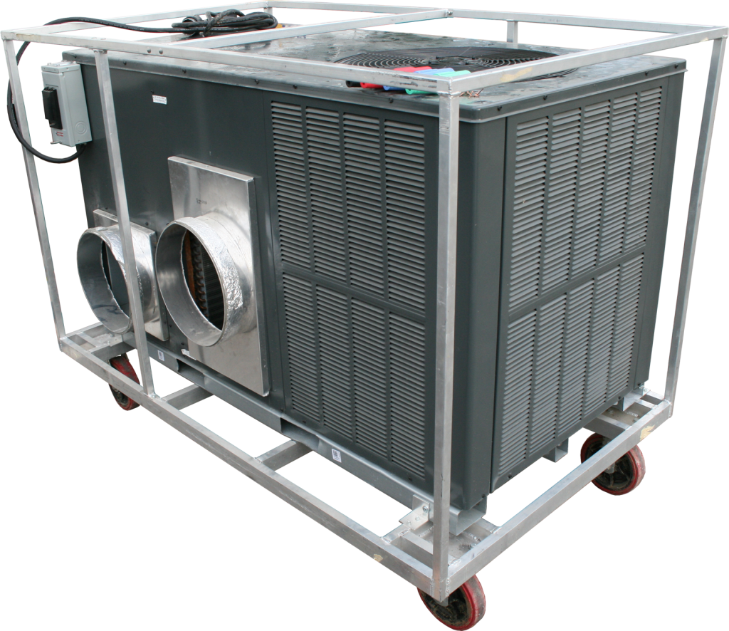 Air Conditioner Rental >> Mobile 5 Ton Air Conditioning Unit Rental Events Emergencies