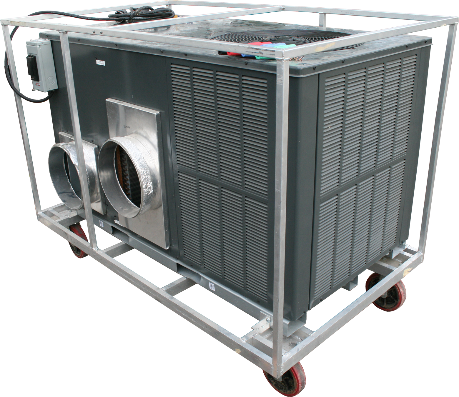 Air Conditioner Rental US Rental #6E3A37