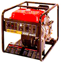Generator rental Iowa: Power for home, business & events