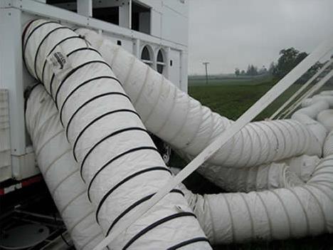 18 EER Rooftop Air conditioner - Daikin McQuay Heat pump