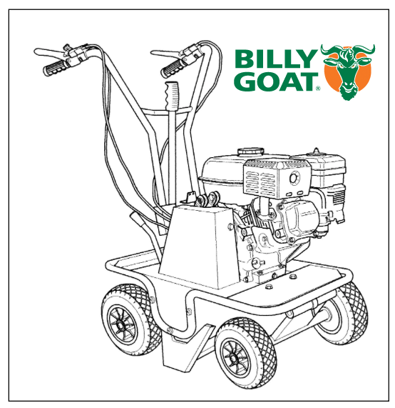 Billy Goat Sod Cutter Manual