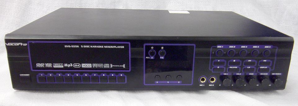 CDG Karaoke Player