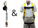 Fall Protection/Arrest Kit Rental