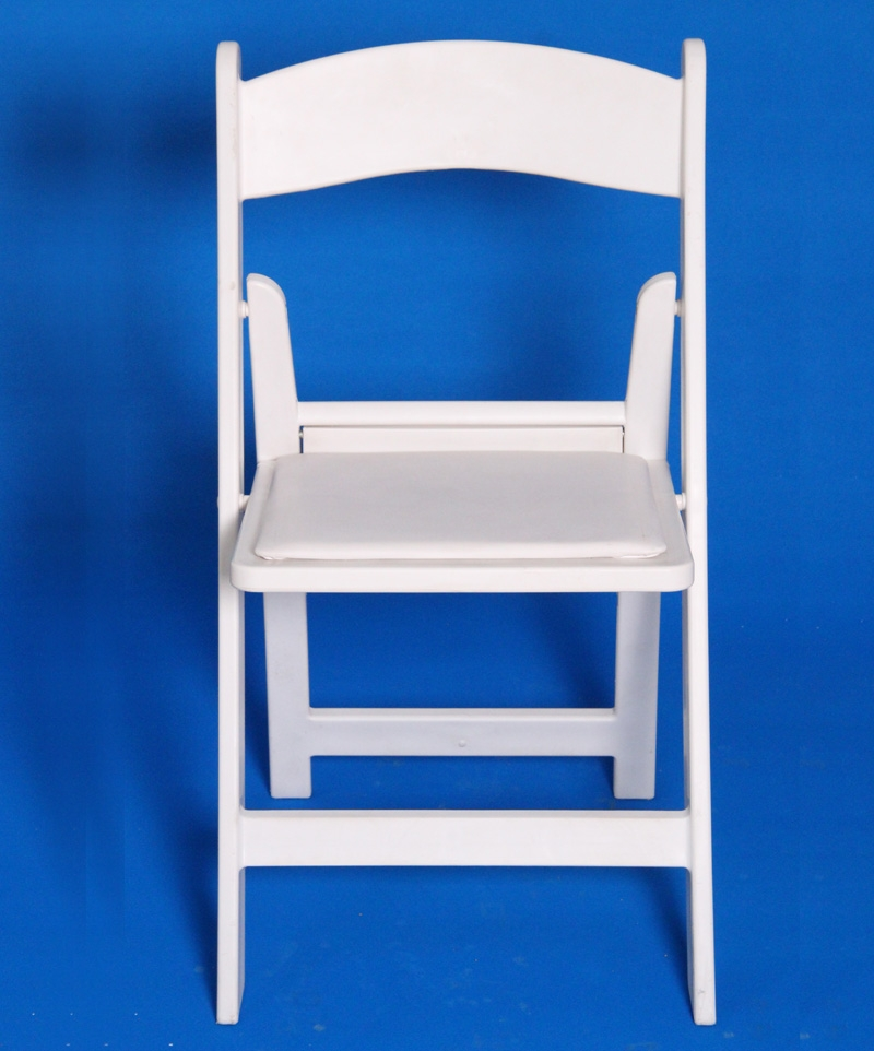 Padded Folding Chairs For Sale Rent White Resin Folding