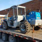 GENIE gth-5519 Telescopic Forklift