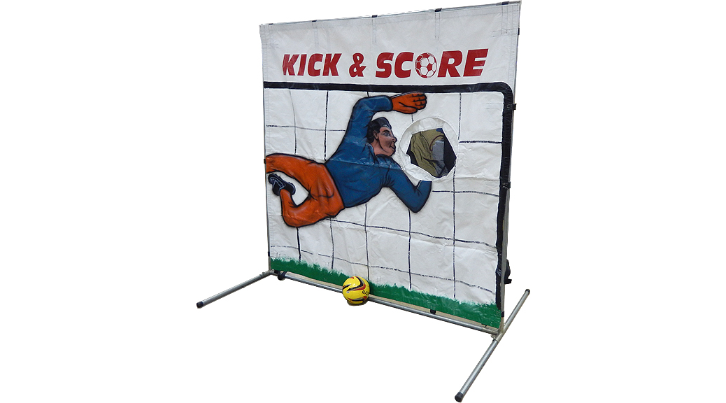 Kick And Score Soccer Challenge Game Iowa City Cedar Rapids Party And Event Rentals