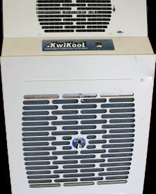 Kwikool A/C unit model KIB6021.