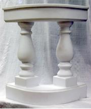 """L"" shaped Colonnade Arch pillar rental"