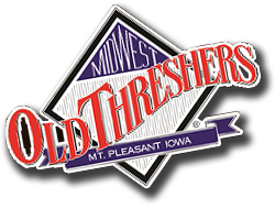 Midwest Old Settlers and Threshers logo