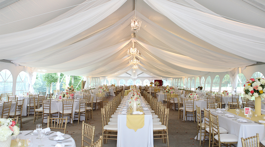 Event & Outdoor Wedding Tent Friendly Locations In Iowa