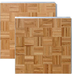 Wood Portable 3ft x 3ft Panel Dance Floor