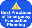Best practices of emergency evacuation planning