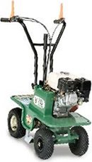 Rent our sod cutter made by Billy Goat.
