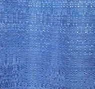 Blue color banjo drape cloth.