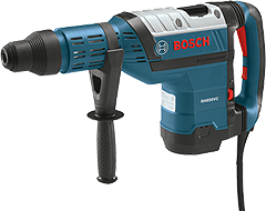 Rent our Bosch SDS-max Rotary Hammer.