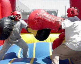 inflatable games rental nj