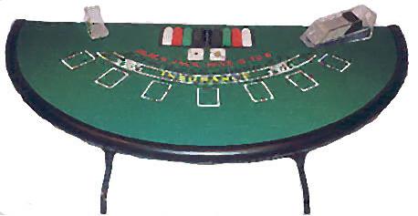 Casino Equipment Hire