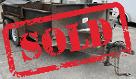 Dump trailer tandem axle