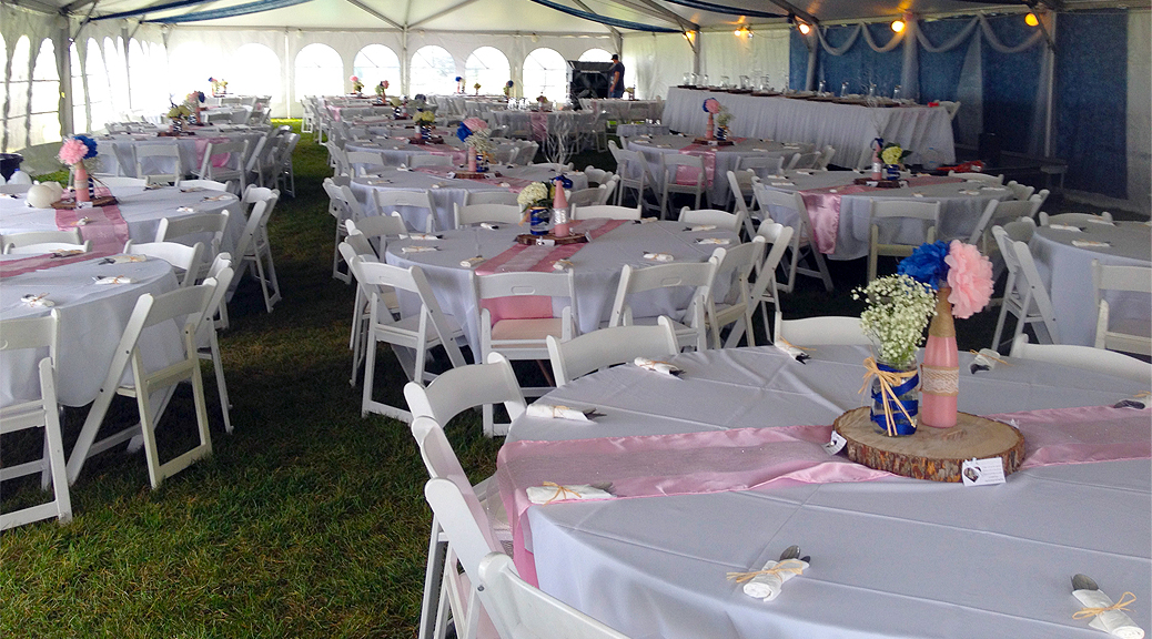 Event Table And Chair Rental In Iowa Illinois Missouri Amp Wi
