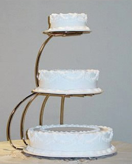 floating wedding cake stand floating tiers cake stand iowa city cedar rapids 14322