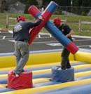 Gladiator Jousting challenge