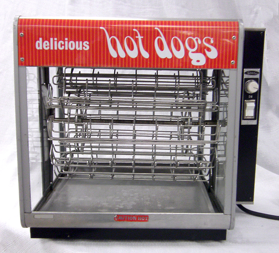 Hot Dog Cooking Machine