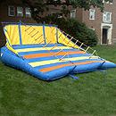 inflatable ladder climb