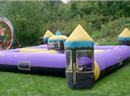 Inflatable Kiddie Castle maze