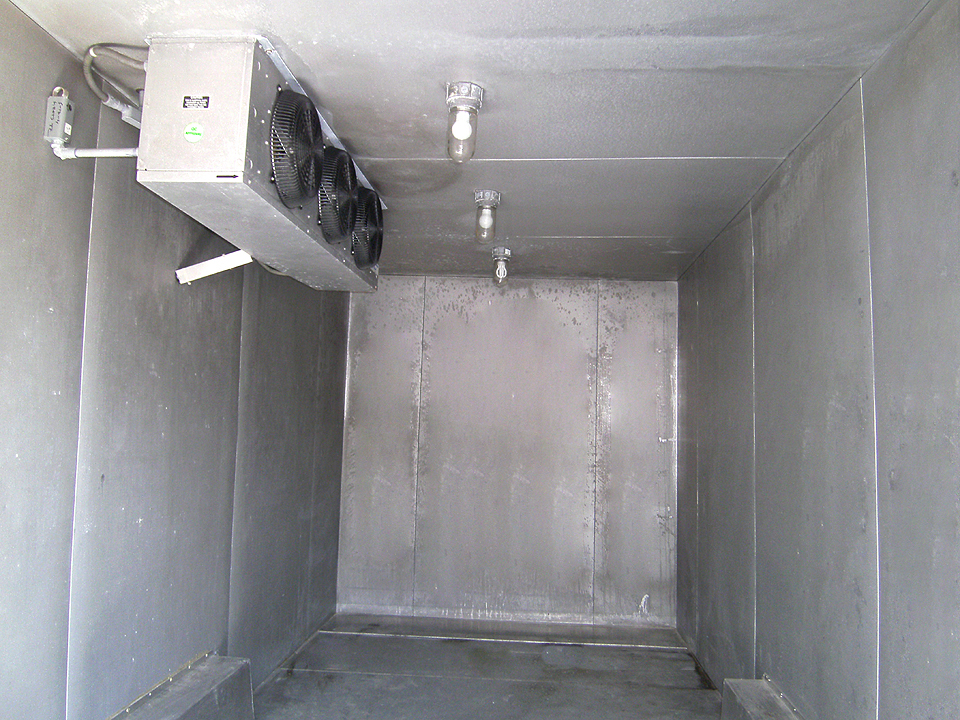 Portable Freezer Rental