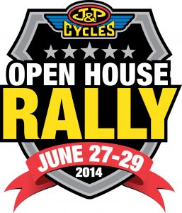J & P Cycles Open House Rally 2014