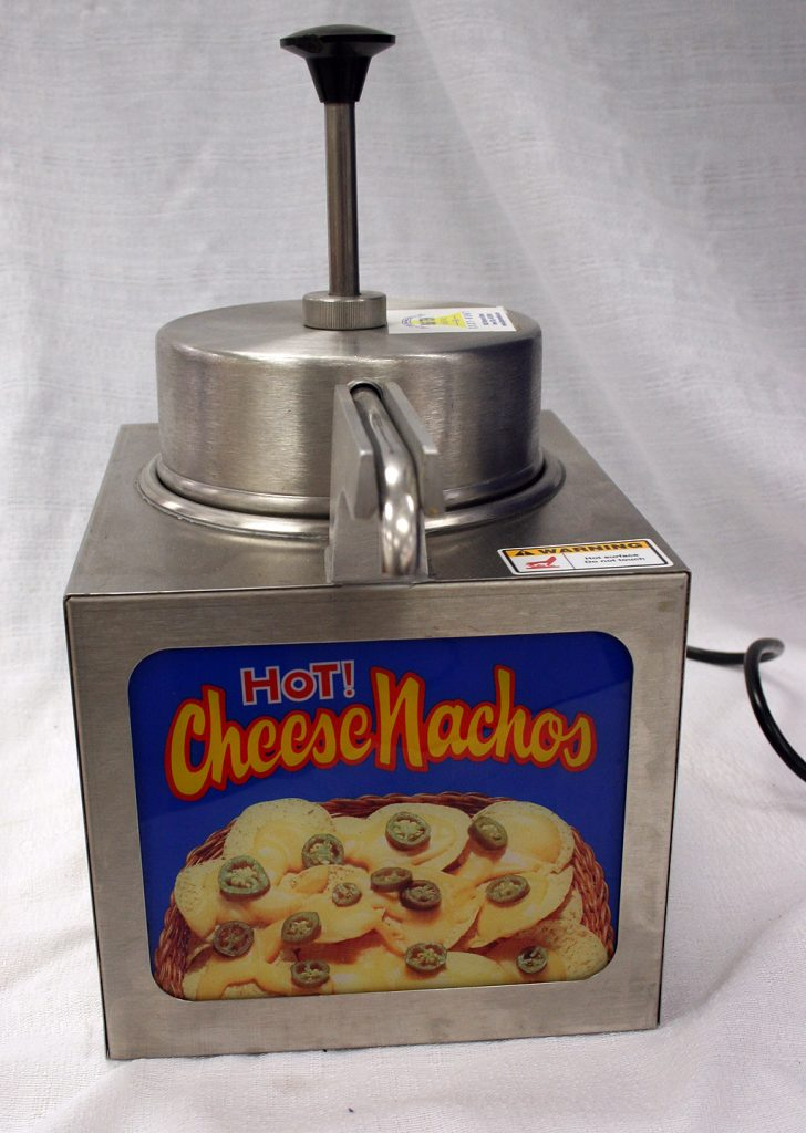 Rent A Nacho Cheese Warmer Dispenser Iowa City Cedar