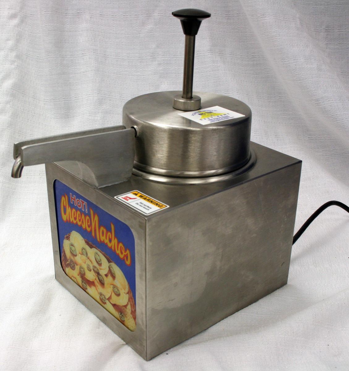 nacho warmer machine