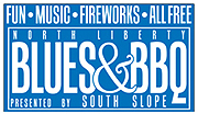 North Liberty Blues and Barbecue festival in Iowa on July 12th 2014.