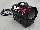 30,0000 btu propane heater rental