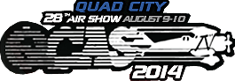 Quad City Air Show Logo