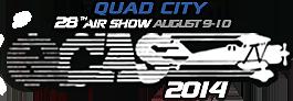 Quad City Air Show Logo