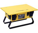 Electrical spider distribution box rental