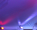 Perimeter & projection lighting options