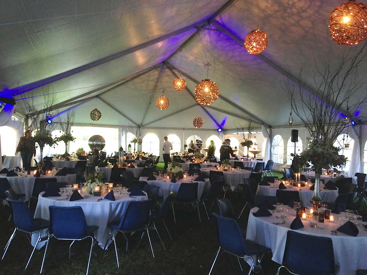 40 x 80 hybrid event tentstructure rental iowa il mo wi under 40ft x 80ft hybrid tent homecoming junglespirit Choice Image