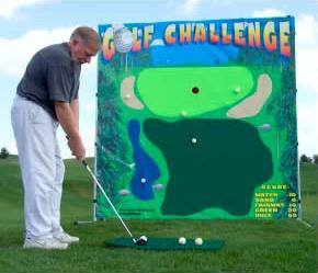 velcro golf challenge